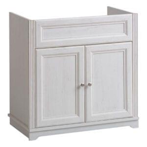 Skříňka pod umyvadlo CASTEL 821 Bílý