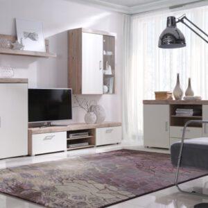 Nábytek do obývacího pokoje SAMBA 3 san marino / krémový