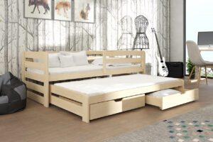 Patrová postel LISA Borovice