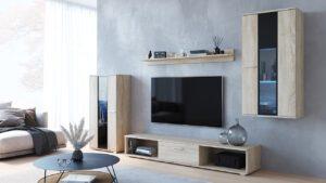 Elegantní obývací stěna RICO 4