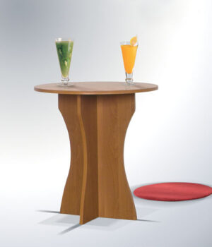 Konferenční stolek KULATÝ