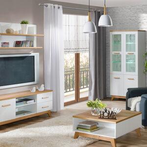 Stylový nábytek do obývacího pokoje LYKKE 5