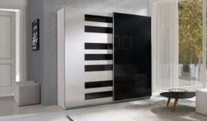 Moderní šatní skříň TWISTER 5
