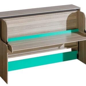 U16 Modulární postel se psací stůl TIMO