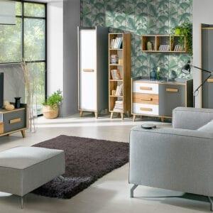 Moderní obývací pokoj WERSO Sestava 3