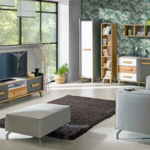 Moderní obývací pokoj WERSO Sestava 4