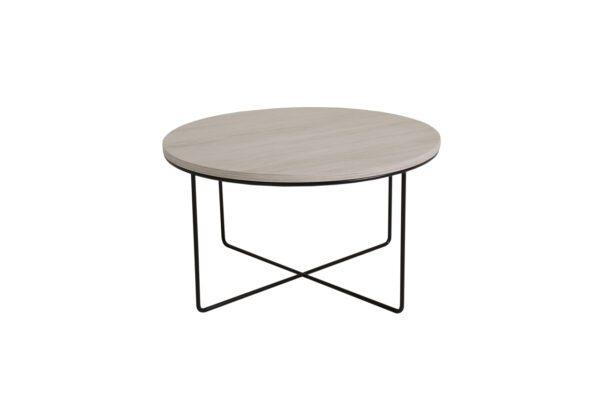 Konferenční stolek BARI Bílý Dub / Černý