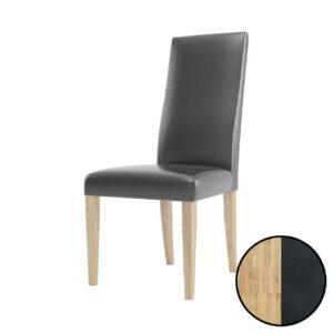 Židle KAMA KM13 dub camargue / cayenne 1114