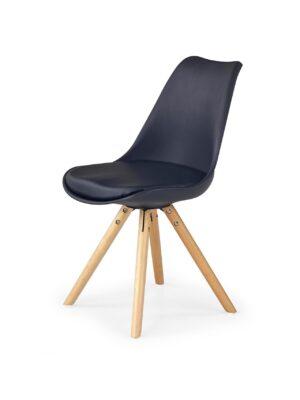 Jídelní židle K201 černá