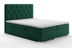 Kontinentální postel 80x200 VALENTINA